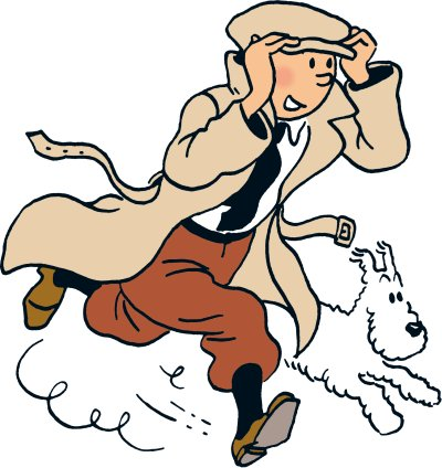 Qui a créé le personnage de Tintin ?